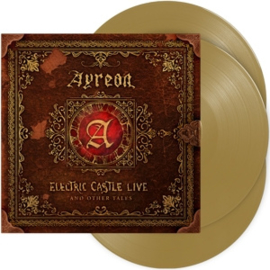 Ayreon - Electric Castle Live and Other Tales | 3LP -Coloured-