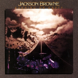 Jackson Browne - Running on empty   CD