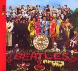 Beatles - SGT. Pepper's lonely hearts club band- | CD