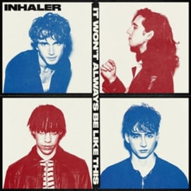 Inhaler - It Won't Always Be Like This   CD