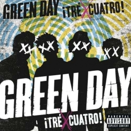 Green Day - ¡Tre X Quatro!   CD + DVD