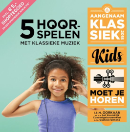 Aangenaam klassiek for kids 2018 | 2CD