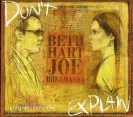 Joe Bonamassa & Beth Hart - Don`t Explain CD