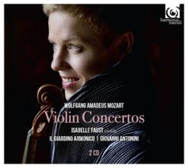 W.A. Mozart - Violin Concertos | CD