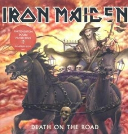 Iron Maiden - Death on the road | 2LP -Picture disc-