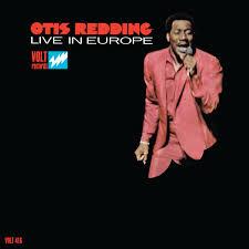 Otis Redding - Live in Europe | LP MONO