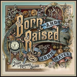 John Mayer - Born and raised  2LP