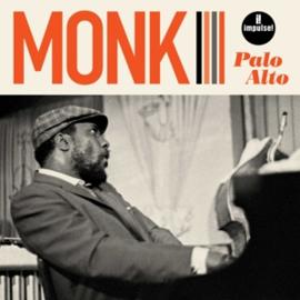 Thelonious Monk - Palo Alto   CD