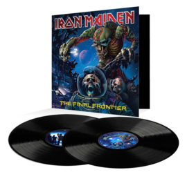 Iron Maiden - Final Frontier | 2LP