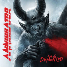 Annihilator - For the demented  | LP