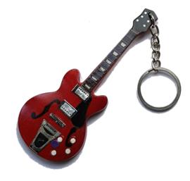 Sleutelhanger  Chuck Berry ES-335