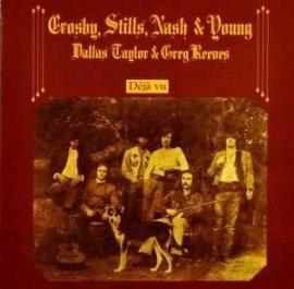 Crosby, Stills, Nash & Young -  Deja vu | CD