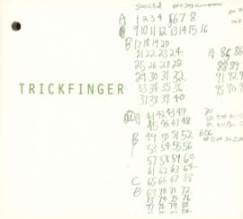 Trickfinger (John Frusciante)  - Trickfinger | CD