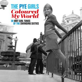 Various - Pye Girls 30 Brit Girls Tunes of the Swinging 60's   CD