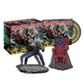 Iron Maiden - Number of the beast | CD -collector's edition-