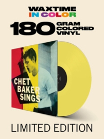 Chet Baker - Sings | LP -coloured vinyl-