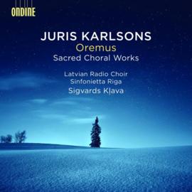 J. Karlsons - Sacred Choral Works | CD