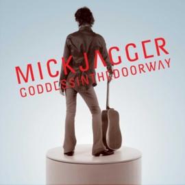 Mick Jagger - Goddess in the doorway   2LP -Half Spd-