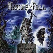 Hammerfall - (R) evolution | CD -digi-