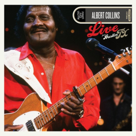 Albert Collins - Live from Austin Texas | 2LP
