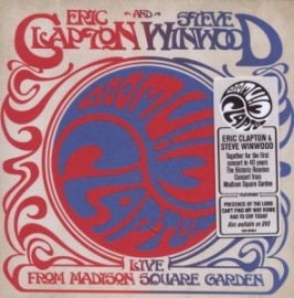 Eric Clapton & Steve Winwood - Live from Madison square garden | 2CD