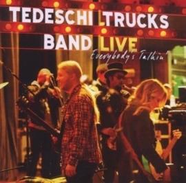 Tedeschi Trucks band  - Live everybody's talking   2CD