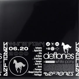 Deftones - White Pony - 20Th Anniversary | 4LP -20th anniversary-