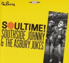 Southside Johnny & Asbury jukes - Soultime  | CD