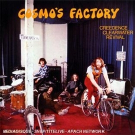 Creedence Clearwater revival - Cosmo's factory | CD