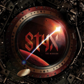 Styx - The mission   CD