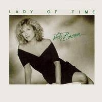 Vicki Brown - Lady Of Time - 2e hands vinyl LP-
