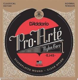 D'Addario Pro Arté EJ45 - Nylon Core
