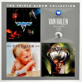 Van Halen - Triple album collection | 3CD