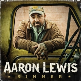 Aaron Lewis - Sinner | CD