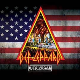 Def Leppard - Hits Vegas - Live At Planet Hollywood   2CD+ DVD