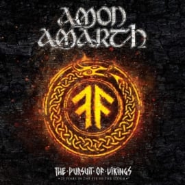 Amon Amarth - The pursuit of Vikings  (Live At Summer Breeze) | 2LP