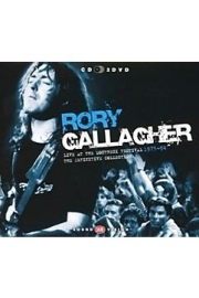 Rory Gallagher - Live at montreux 1975-1994 - 2CD+DVD