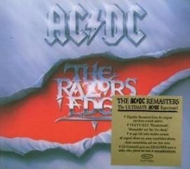 AC/DC - The razor's edge | CD -digipack-