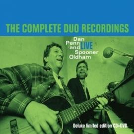 Dan Penn & Spooner Oldham - Complete duo recordings | CD + DVD