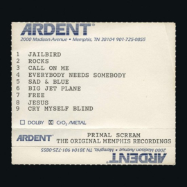 Primal Scream - Give Out But Don't Give Up - Original Memphis Record  | CD