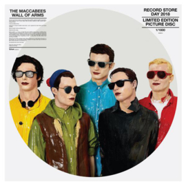 Maccabees – Wall Of Arms   LP -Picture disc-