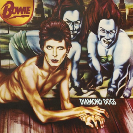 David Bowie - Diamond dogs  | LP -2016 remastered-