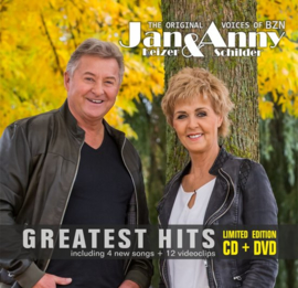 Jan Keizer & Anny Schilder - Greatest hits | CD + DVD