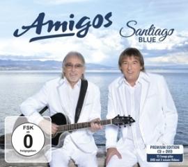 Amigos - Santiago blue | CD + DVD