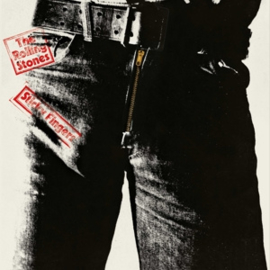 Rolling Stones - Sticky Fingers | LP -Half speed-