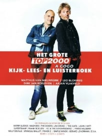 Leo Blokhuis - Grote top 2000 a gogo soundbook  | BOEK + 2CD + 2DVD