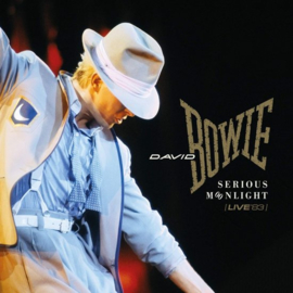David Bowie -  Serious moonlight |  2CD -remastered-