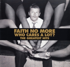 Faith No More - Who Cares A Lot? The Greatest Hits | 2LP -Coloured vinyl-