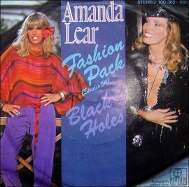 "Amanda Lear - Fashion Pack (Studio 54) - 2e hands 7"" vinyl single-"