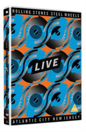 Rolling Stones - Steel Wheels Live | DVD